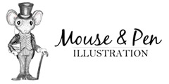 Mouse and Pen